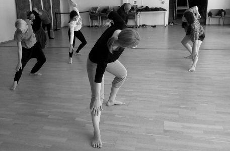 Soboty Z Muzeum Tańca, Warsztaty Iwony Wojnickiej 01