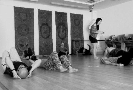 Soboty Z Muzeum Tańca, Warsztaty Iwony Wojnickiej 08