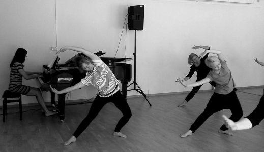 Soboty Z Muzeum Tańca, Warsztaty Iwony Wojnickiej 10