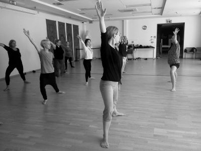 Soboty Z Muzeum Tańca, Warsztaty Iwony Wojnickiej 20