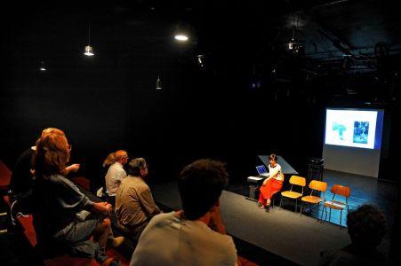 Wykład I Spotkanie Z Artystkami Po Spektaklu Po Krzyku 2