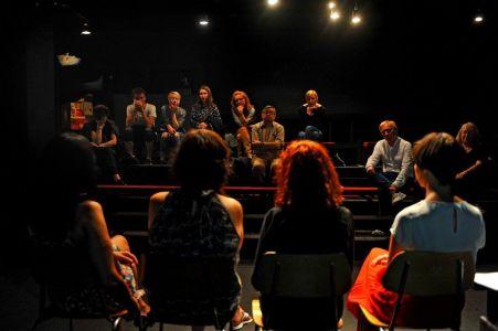 Wykład I Spotkanie Z Artystkami Po Spektaklu Po Krzyku 3