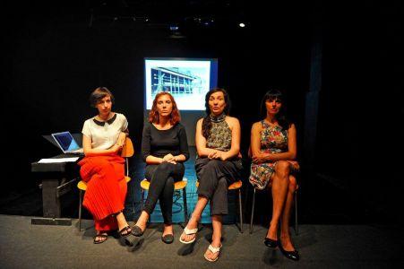Wykład I Spotkanie Z Artystkami Po Spektaklu Po Krzyku 4