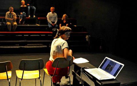 Wykład I Spotkanie Z Artystkami Po Spektaklu Po Krzyku 5